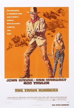 The Train Robbers - Image - Image 9