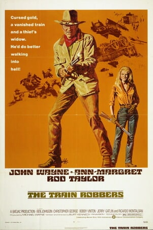 The Train Robbers - Image - Image 11