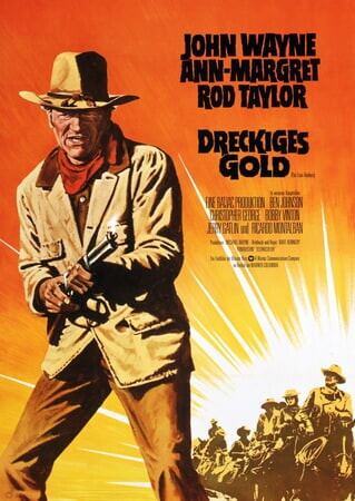 The Train Robbers - Image - Image 12