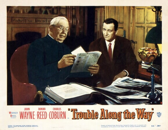 Trouble Along the Way - Image - Image 8