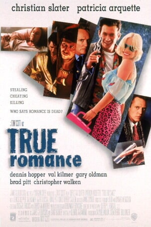 True Romance - Poster undefined