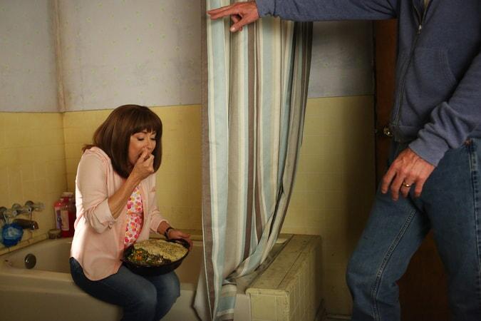 "Patricia Heaton in Episdoe 2, Season 9 ""Please Don't Feed the Hecks"""