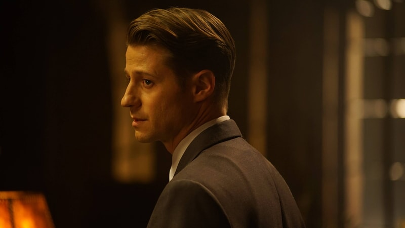 Ben McKenzie in Mad City: Beware the Green-Eyed Monster