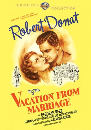 Vacation from Marriage - Image - Image 1