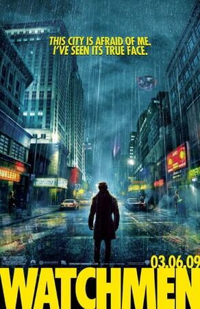 Watchmen - Poster 1