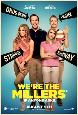 We're the Millers - Poster 1