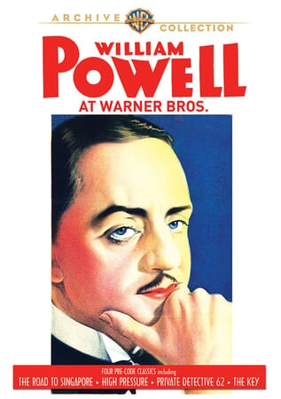 William Powell at Warner Bros. Collection - Image - Image 1