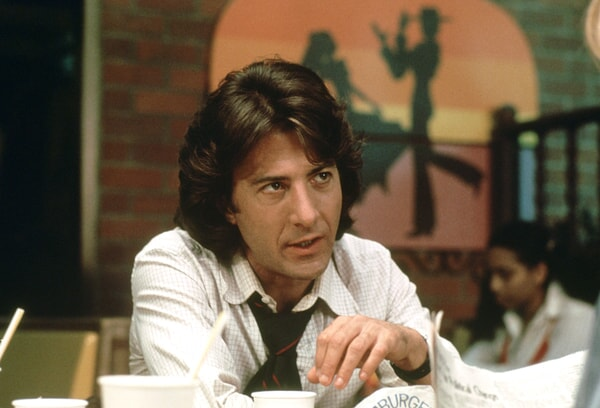 dustin hoffman as carl bernstein in all the president's men