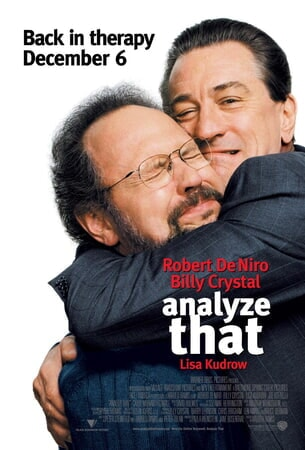 Analyze That - Image - Image 1