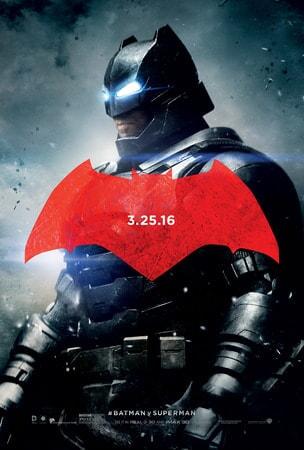 Batman v Superman: Dawn of Justice poster