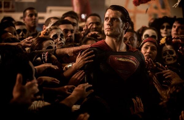 Henry Cavill as Clark Kent / Superman
