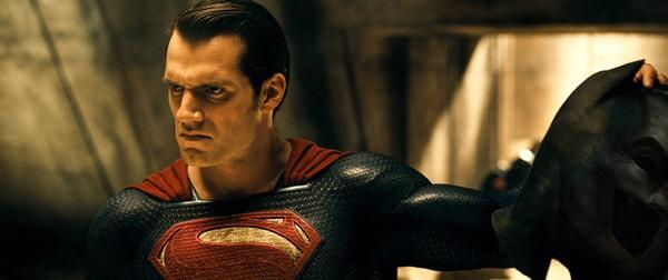 HENRY CAVILL as Superman