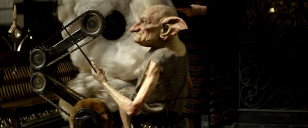 """A house-elf in a scene from Warner Bros. Pictures' fantasy adventure """"FANTASTIC BEASTS AND WHERE TO FIND THEM,"""" a Warner Bros. Pictures release."""