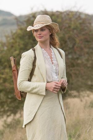 MARGOT ROBBIE as Jane