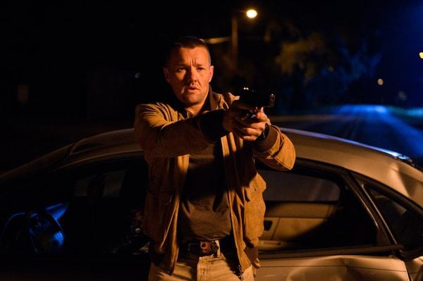 "JOEL EDGERTON as Lucas in director Jeff Nichols' sci-fi thriller ""MIDNIGHT SPECIAL,"""