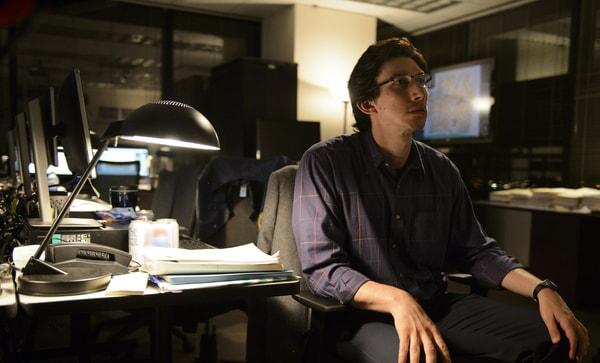"ADAM DRIVER as Sevier in director Jeff Nichols' sci-fi thriller ""MIDNIGHT SPECIAL,"""