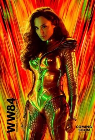 Diana - Wonder Woman 1984 - Character Art