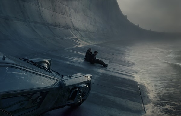 "A scene from Alcon Entertainment's action thriller ""BLADE RUNNER 2049,"" a Warner Bros. Pictures and Sony Pictures Entertainment release, domestic distribution by Warner Bros. Pictures and international distribution by Sony Pictures."