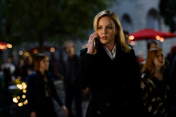 "ABBIE CORNISH as Sarah Wilson in Warner Bros. Pictures' and Skydance's suspense thriller ""GEOSTORM,"" a Warner Bros. Pictures release."