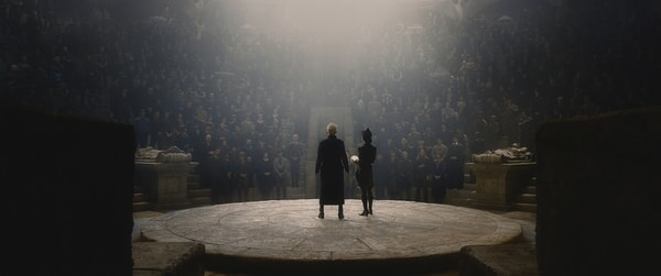 "A scene from Warner Bros. Pictures' fantasy adventure ""FANTASTIC BEASTS: THE CRIMES OF GRINDELWALD,"" a Warner Bros. Pictures release."