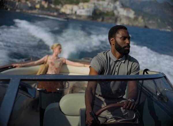 """JOHN DAVID WASHINGTON stars in Warner Bros. Pictures' action epic """"TENET."""""""