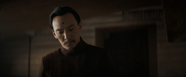 """CHANG CHEN as Dr. Yueh in Warner Bros. Pictures' and Legendary Pictures' action adventure """"DUNE"""""""