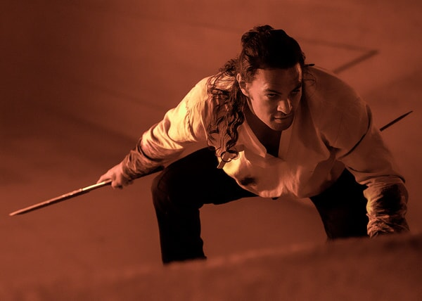"""JASON MOMOA as Duncan Idaho in Warner Bros. Pictures and Legendary Pictures' action adventure """"DUNE."""""""