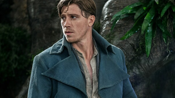 "GARRETT HEDLUND as Hook in Warner Bros. Pictures' and RatPac-Dune Entertainment's action adventure ""PAN,"" a Warner Bros. Pictures release."