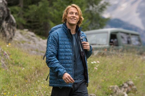 "LUKE BRACEY as Utah in Alcon Entertainment's action thriller ""POINT BREAK,"" a Warner Bros. Pictures release."