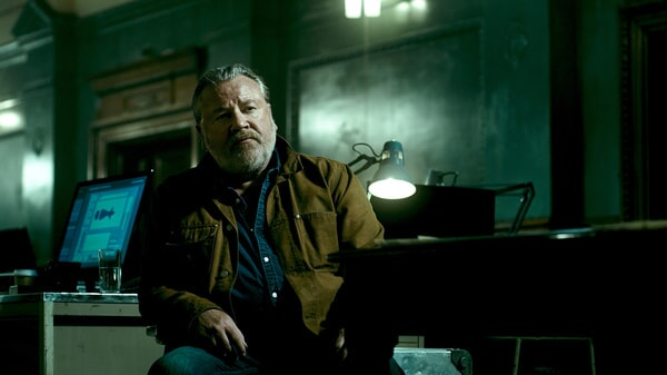 """RAY WINSTONE as Pappas in Alcon Entertainment's action thriller """"POINT BREAK,"""" a Warner Bros. Pictures release."""