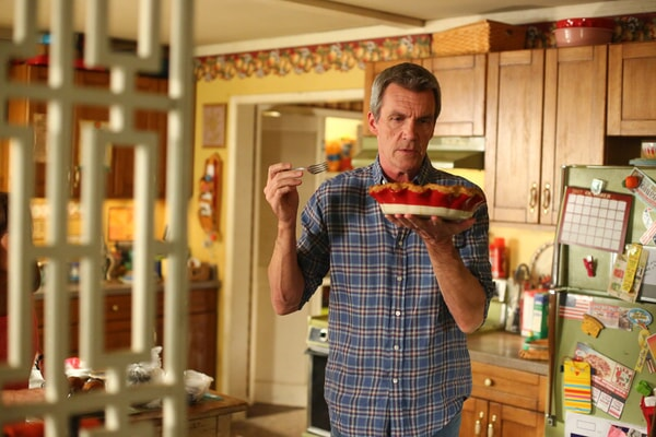 "Neil Flynn in Episdoe 2, Season 9 ""Please Don't Feed the Hecks"""