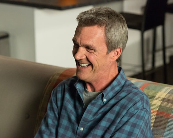 "Neil Flynn in Episdoe 3, Season 9 ""Meet the Parents"""