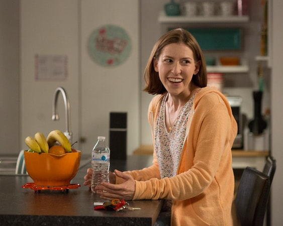 "Eden Sher in Episdoe 3, Season 9 ""Meet the Parents"""