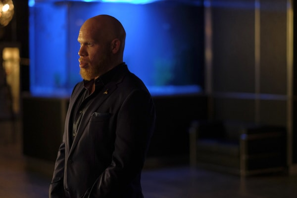 Marvin 'Krondon' Jones III as Tobias Whale