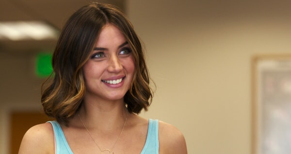 "ANA DE ARMAS as Iz in Warner Bros. Pictures' comedic drama (based on true events) ""WAR DOGS,"" a Warner Bros. Pictures release."