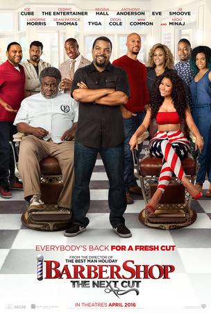 Barber Shop: The Next Cut poster 1