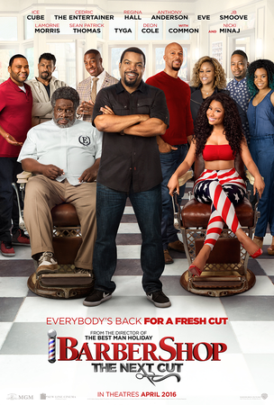 Barber Shop: The Next Cut poster 1
