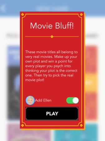 Movie Bluff!