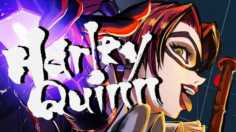 harley quinn in batman ninja
