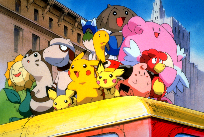 The Pokemon Movie Collection - Image - Image 2