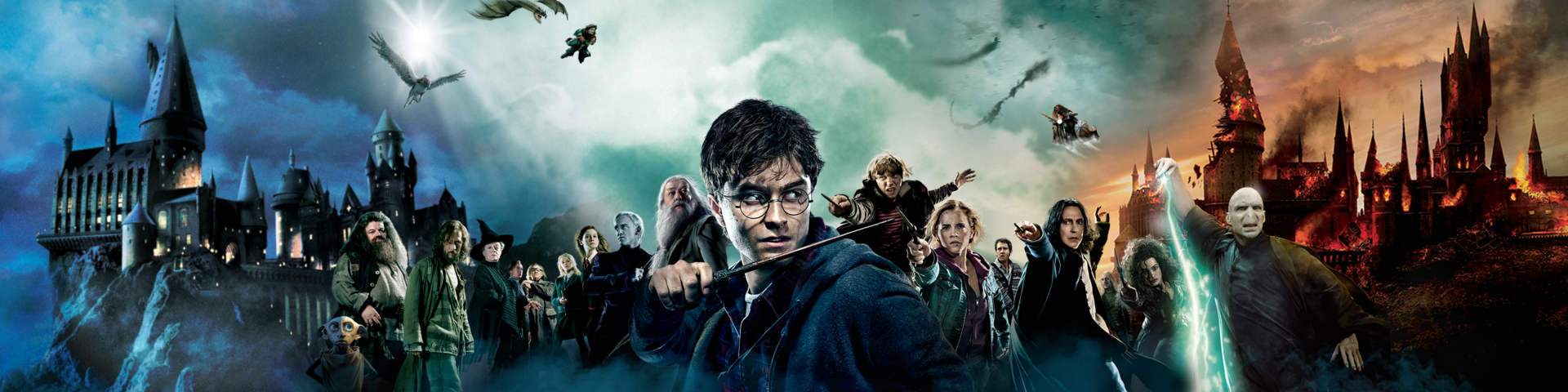 WarnerBros com | Harry Potter 8-Film Collection | Movies