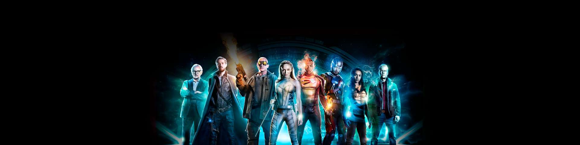 WarnerBros com | DC's Legends of Tomorrow | TV