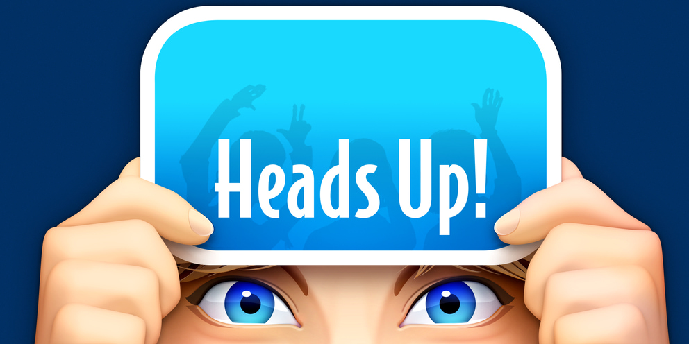 WarnerBros.com | Heads Up! | Games and Apps