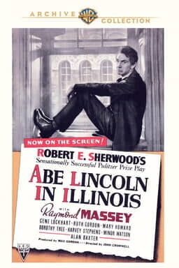 Abe Lincoln in Illinois - Key Art