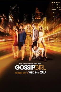 Gossip Girl: Season 1 - Key Art