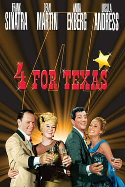 4 for Texas keyart