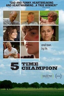 5 Time Champion keyart