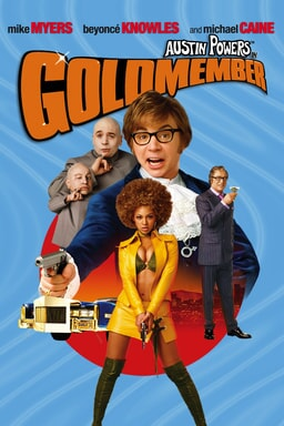 Austin Powers in Goldmember - Key Art