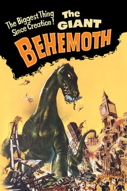 The Giant Behemoth - Key Art