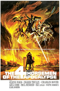 4 Horsemen of the Apocalypse keyart